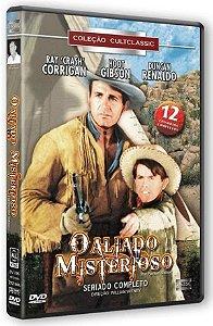 Dvd - O Aliado Misterioso - 12 Episódios