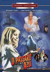 Dvd  O Pássaro Azul  George Cukor