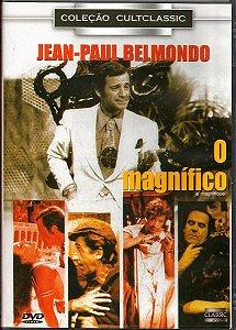 Dvd  O Magnifico  Jean Paul Belmondo