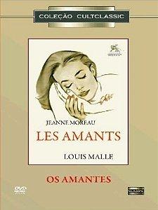 Dvd  Os Amantes  Jeanne Moreau