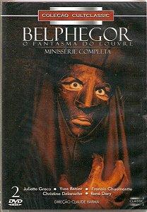 Dvd Duplo - Belphegor: O Fantasma Do Louvre - Claude Barma