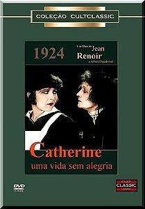 Dvd - Catherine Uma Vida Sem Alegria - Jean Renoir