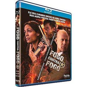 Blu Ray  Fogo Contra Fogo  Bruce Willis