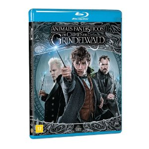 Blu ray Animais Fantásticos: Os Crimes De Grindelwald