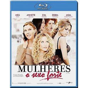 Blu ray  Mulheres O Sexo Forte  Meg Ryan