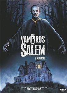 Dvd  Os Vampiros De Salem  O Retorno