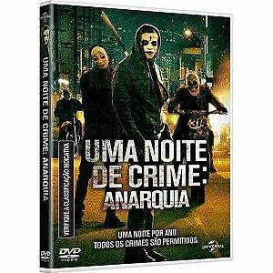 Dvd  Uma Noite De Crime Anarquia  Frank Grillo