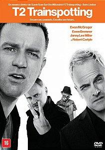Dvd  T2 Trainspotting 2  Ewan Mcgregor