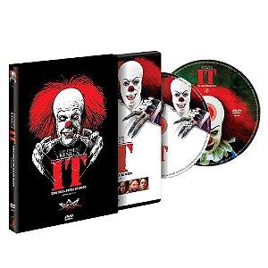 Dvd  It  Uma Obra Prima do Medo  2 Discos  Stephen King'ss