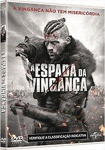 Dvd  A Espada Da Vingança  Jim Weedon
