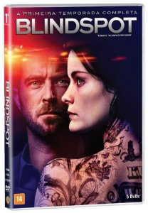 Box Dvd  Blindspot  1 Temp  5 Discos