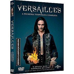 Box Dvd  Versailles  1 Temporada  4 Discos