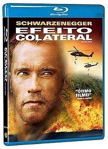Blu ray  Efeito Colateral  Arnold Scharzenegger