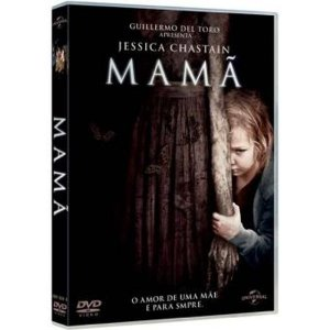 Dvd  Mama  Jessica Chastain