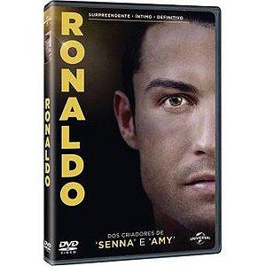 Dvd  Cristiano Ronaldo Anthony Wonke