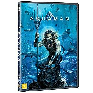 DVD  Aquaman  Jason Momoa