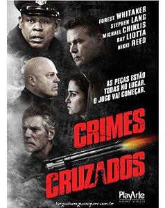 Dvd  Crimes Cruzados  Nikki Reed
