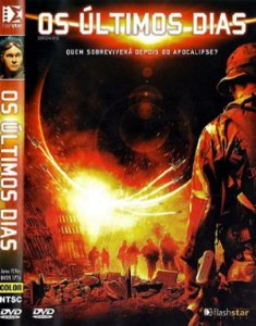 DVD Os Últimos Dias