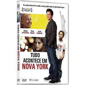 Tudo Acontece em Nova York  DVD