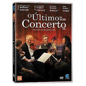 O Último Concerto  DVD