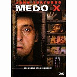 Medo X  John Turturro  DVD
