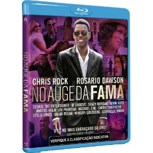 Blu ray  No Auge da Fama  Chris Rock