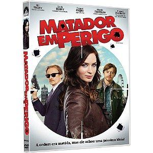 DVD  Matador em Perigo