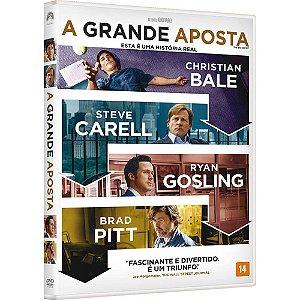 DVD  A Grande Aposta