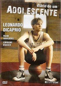 Dvd  Diário De Um Adolescente  Leonardo Dicaprio