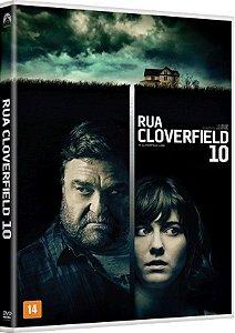 DVD  Rua Cloverfield, 10  J. J. Abrams