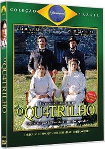 Dvd O QUATRILHO  Fabio Baretto