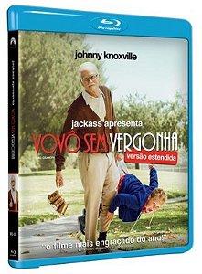 Blu Ray  jackass Vovô Sem Vergonha  Versão Estendida