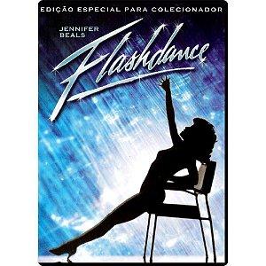 DVD  Flashdance  Ed. Especial para Colecionador