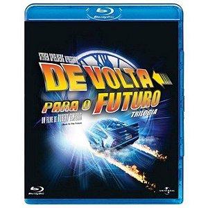 Blu ray Trilogia De Volta Para O Futuro