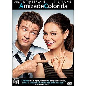 DVD  Amizade Colorida