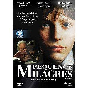 Dvd  Pequenos Milagres  Fernando Fragata