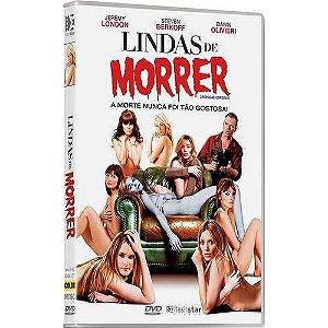 Lindas De Morrer  Dvd