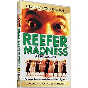 Reefer Madness  A Erva Maldita  DVD
