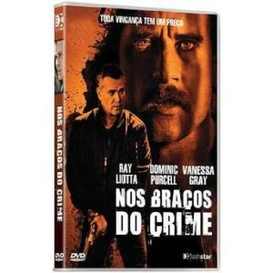Nos Braços Do Crime  DVD