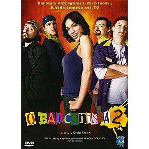 Dvd O BALCONISTA 2  Kevin Smith
