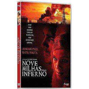 DVD  Nove Milhas para o Inferno