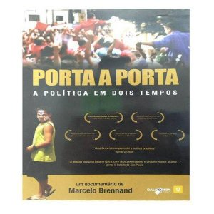Dvd  Porta a Porta: A Política em Dois Tempos  Marcelo Brennand