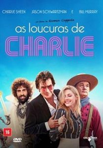 Dvd  As Loucuras de Charlie   Bill Murray