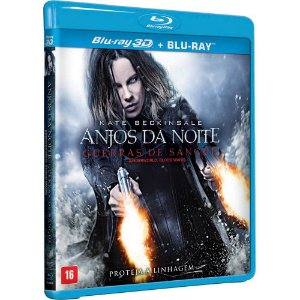 Bluray 3d / Bluray   Anjos Da Noite Guerras De Sangue Kate Beckinsale