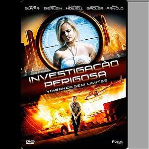 Investigação Perigosa  DVD
