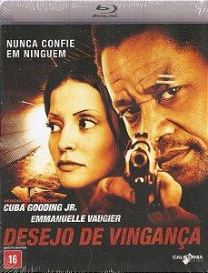 Blu Ray  Desejo De Vingança  Cuba Gooding Jr