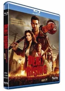 Blu Ray  Dead Rising Watchtower: O filme  Jesse Metcalfe