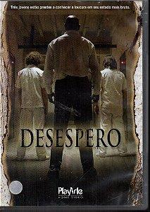 Dvd  Desespero  Alexandre Courtes