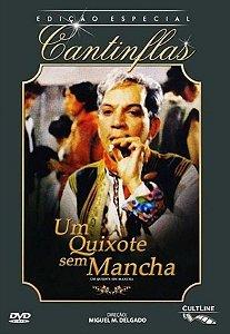 Dvd  Cantinflas Um Quixote Sem Manchas  Miguel M. Delgado