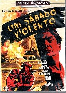 Dvd  Um Sábado Violento  Victor Macture